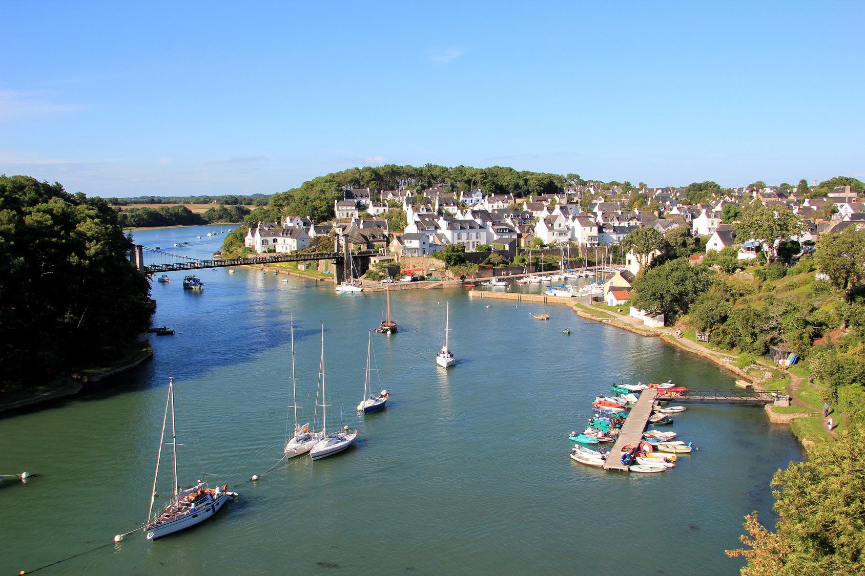 La Rivi¨re d Auray Visites lors de votre séjour en Bretagne Sud