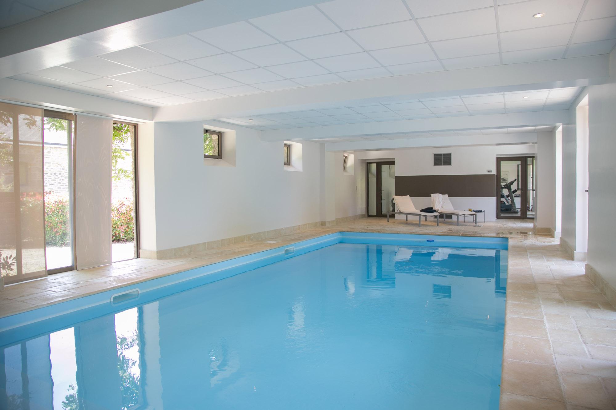 Location chambre d h´tes avec prestations haut de gamme piscine