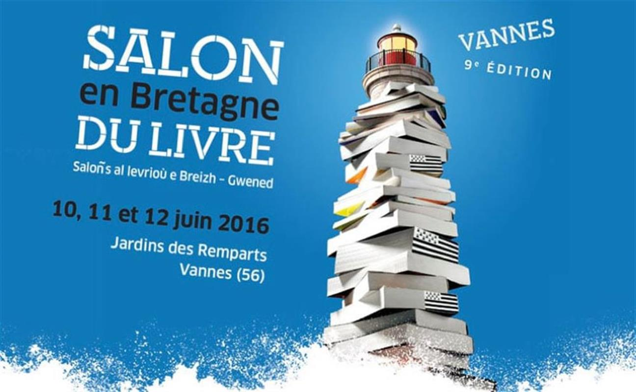 Salon du livre en bretagne vannes les dames de nage - Salon du livre en bretagne ...